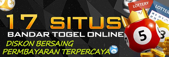 17 Bandar Togel Online | Agen Togel Terpercaya